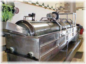 دستگاه شستشو خرما